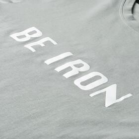 Fe226 Be Iron Camiseta, gris